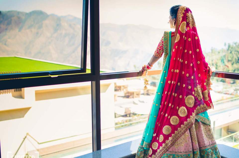 Ayushi + Karan | Mussoorie Wedding