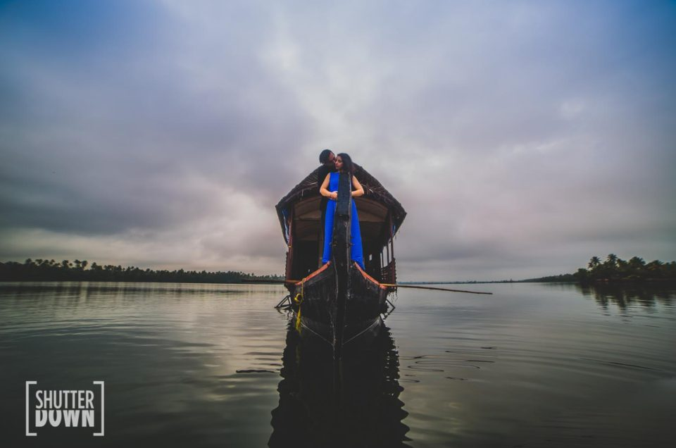 Pre-Wedding Shoot in Alleppey – Kerala