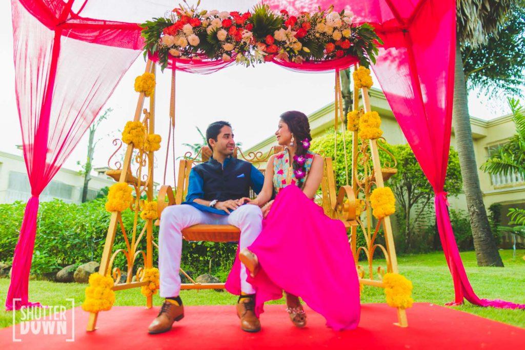 Arjun + Chirasmita | Goa Wedding