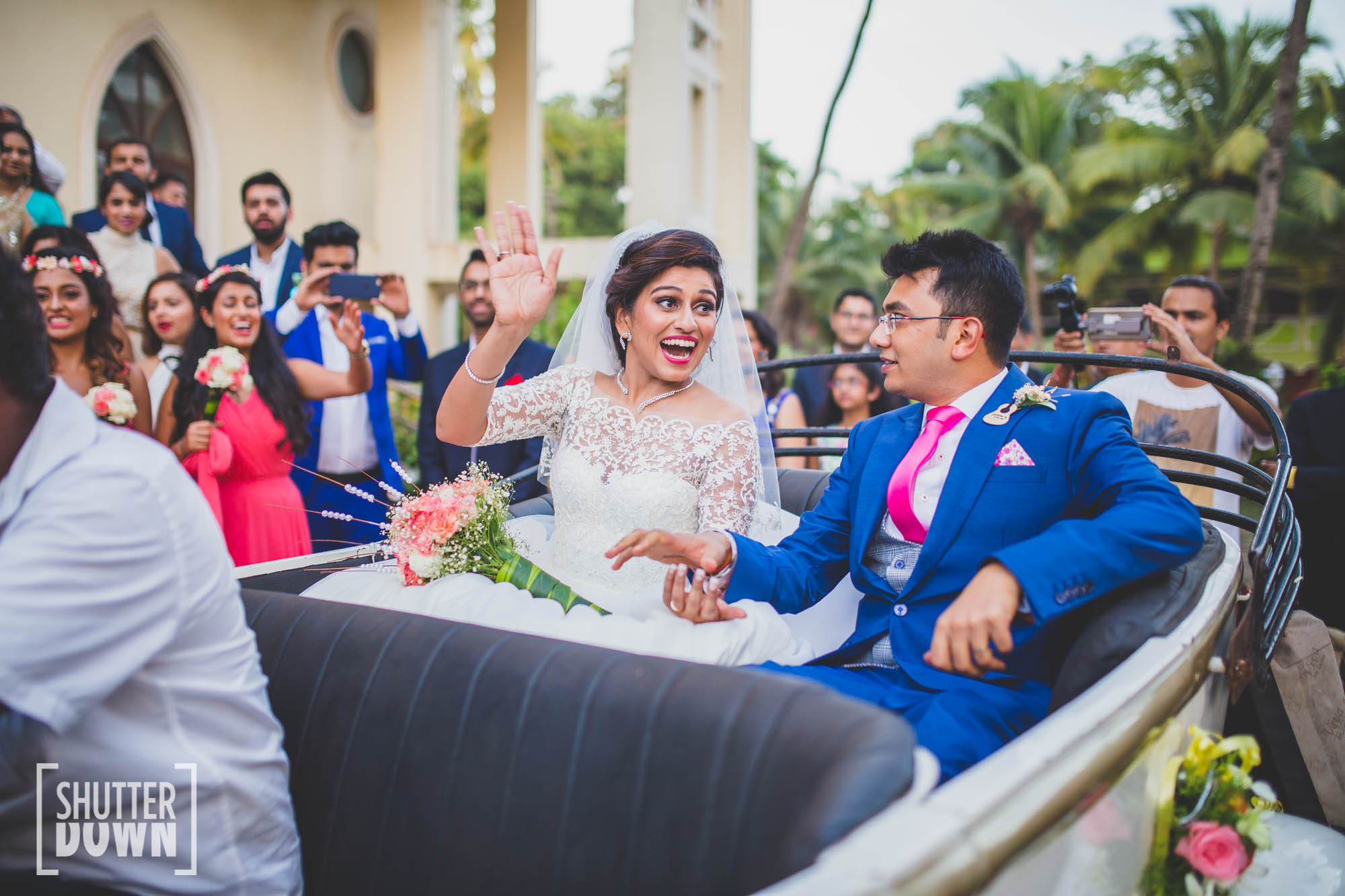 Alita + Karan | Goa Wedding