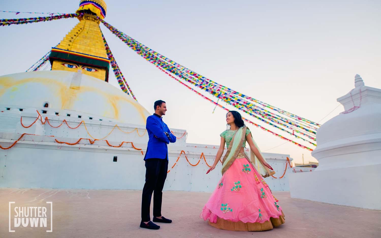 Kelsey + Kaushal | Nepal Wedding