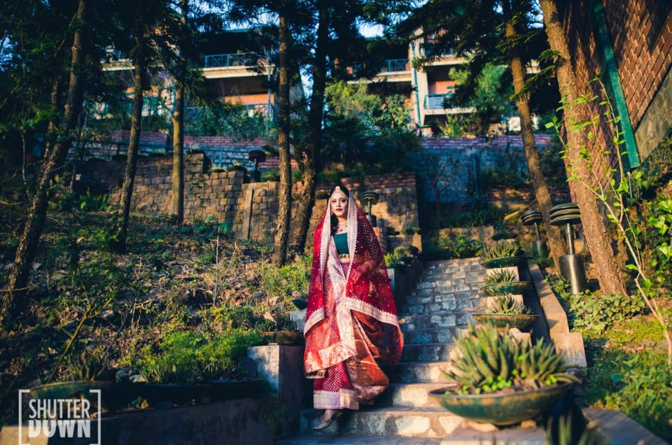 Niharika and Abhiroop |Kasauli Wedding