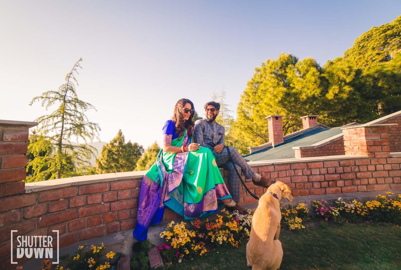 Niharika and Abhiroop |Kasauli Wedding