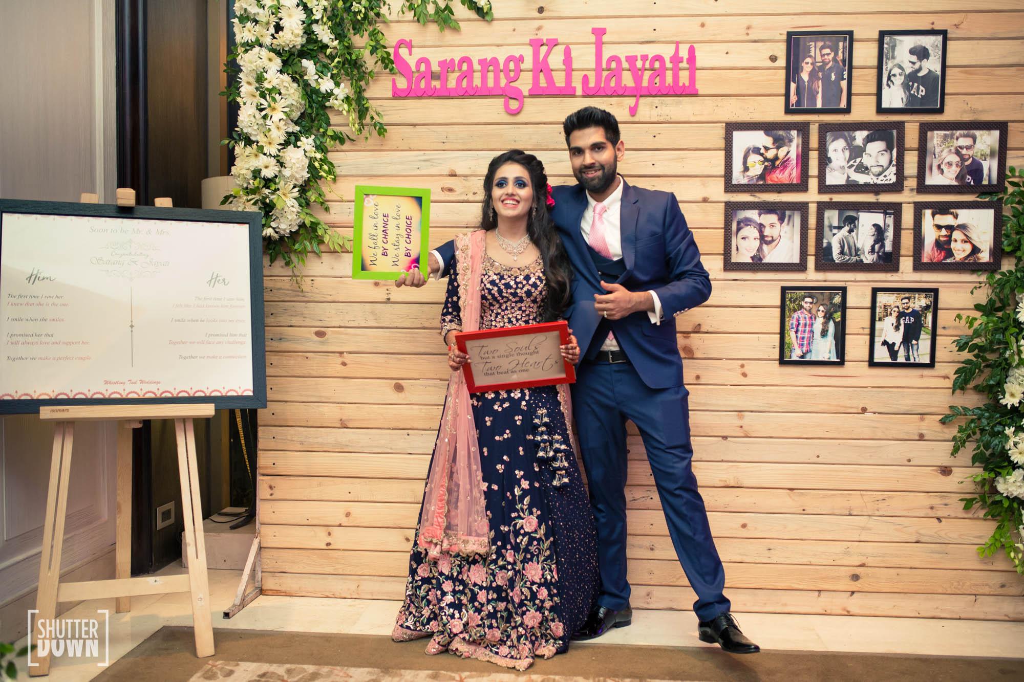Sarang + Jayati | Mussoorie Wedding