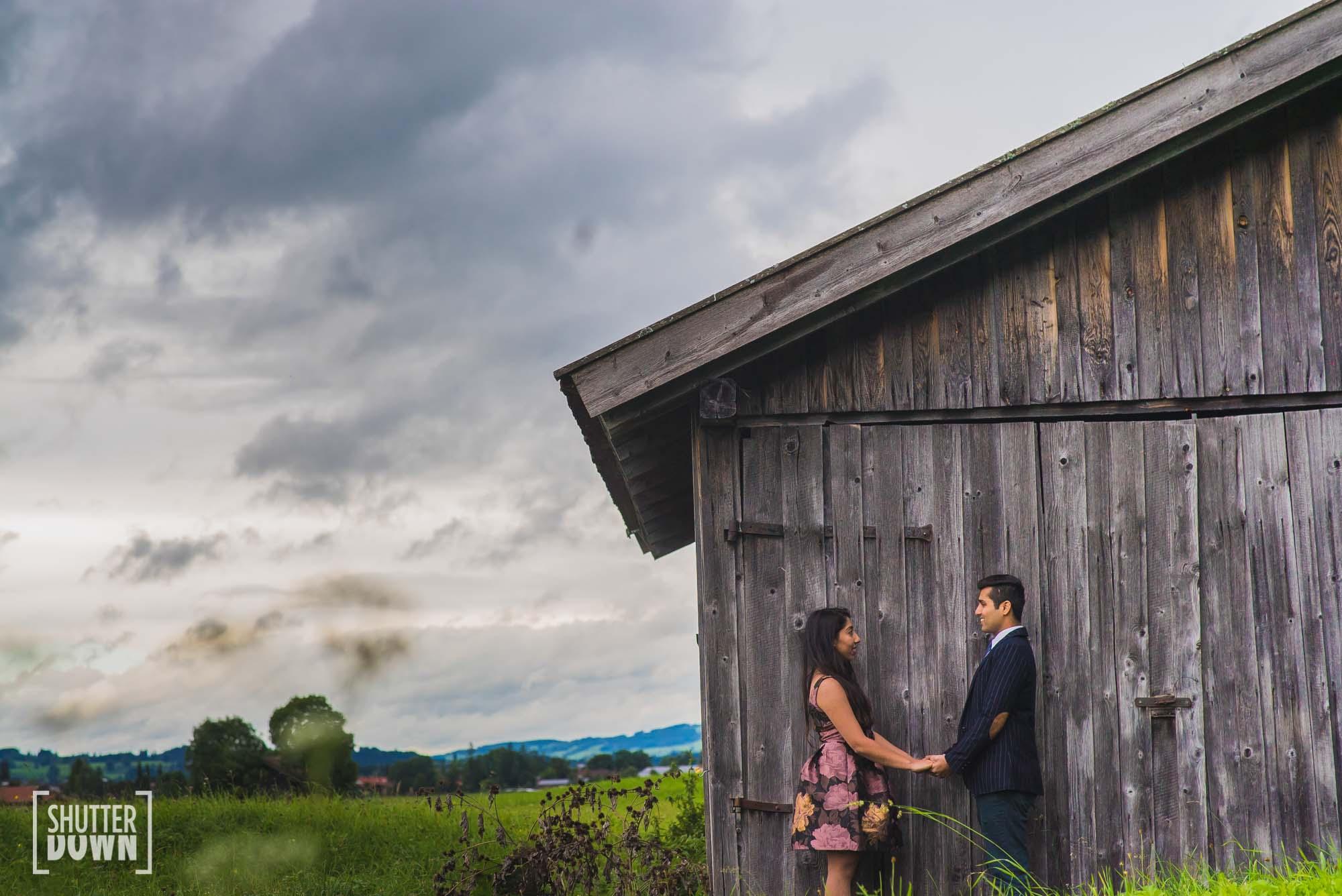 Akhil + Pallavi | Pre-Wedding in Prague