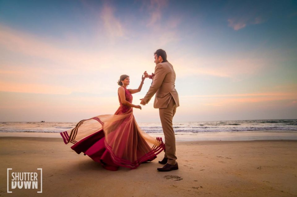 Anuj + Prachita | Goa Wedding