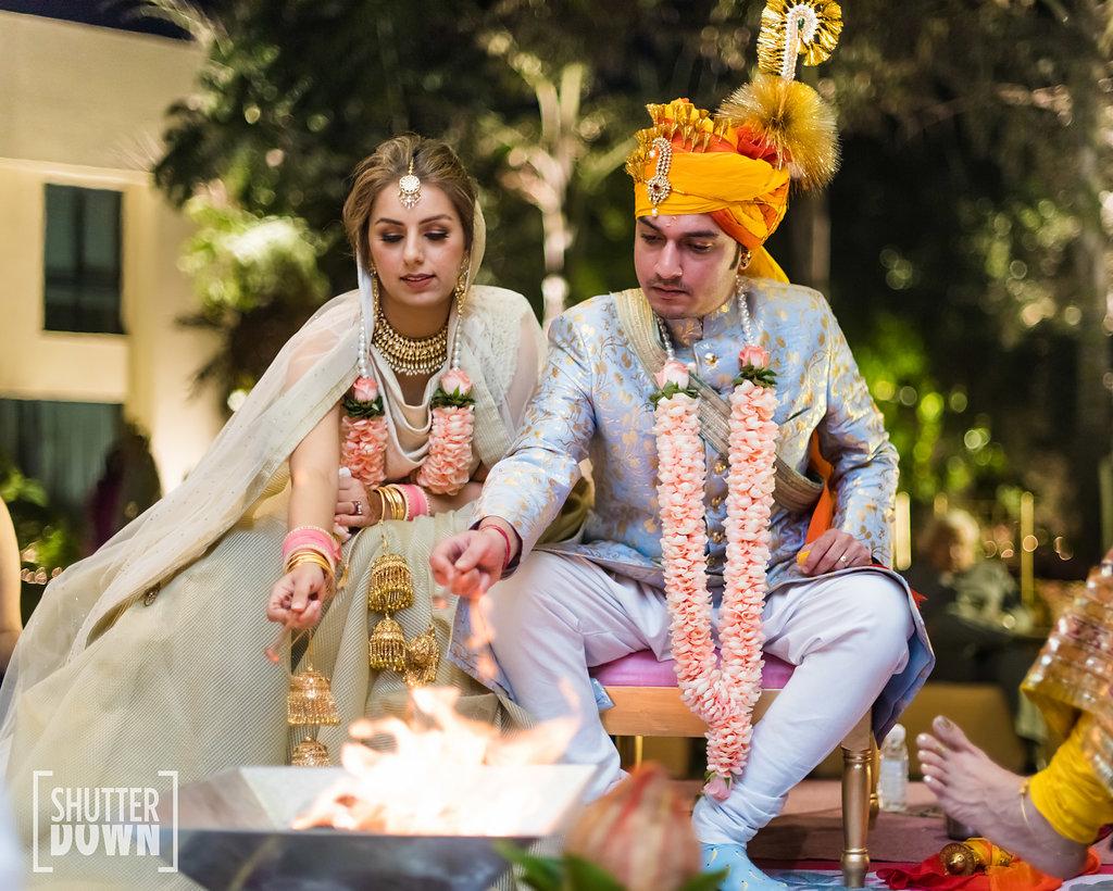 Chandni and Trijat | Delhi Wedding