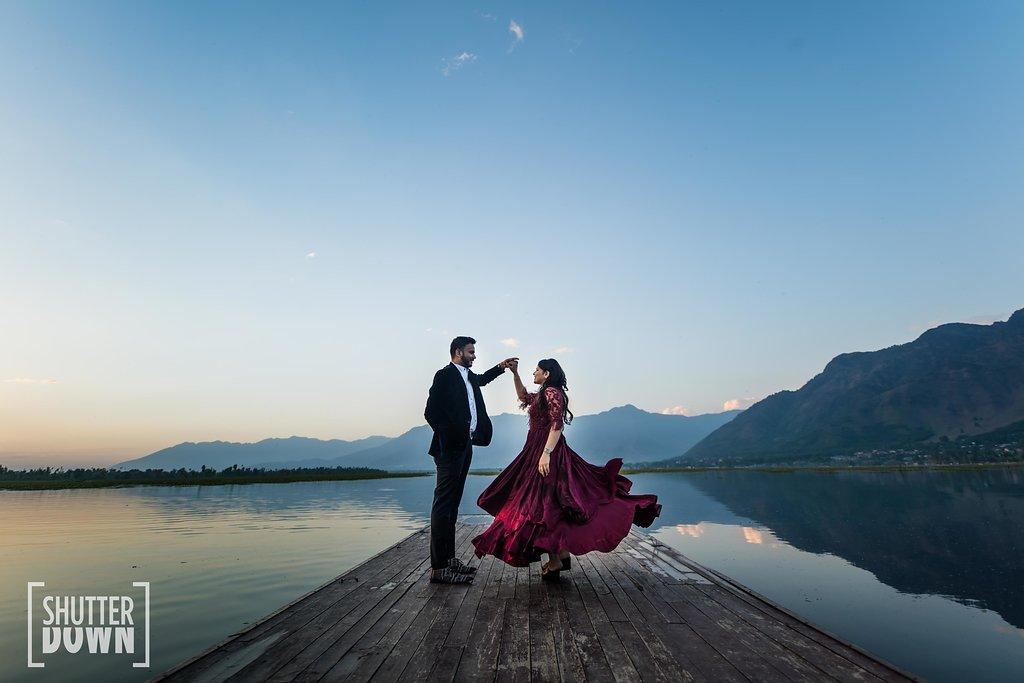 Prachi + Punit | Kashmir Pre-Wedding