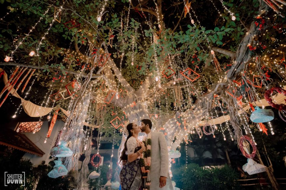 Veena and Neil | Alila Diwa, Goa