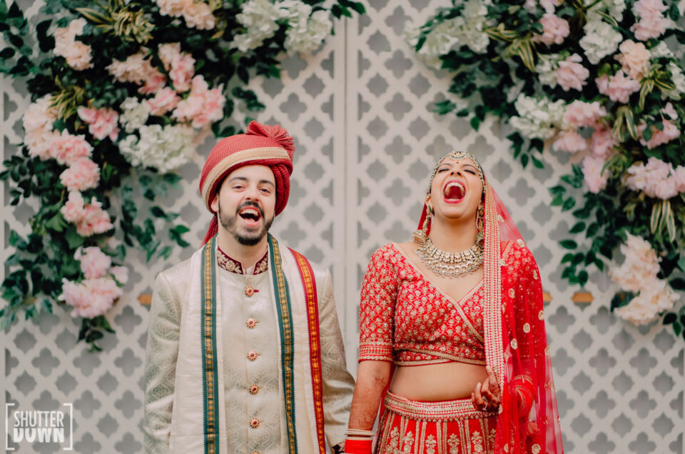 Hannah and Trace | Delhi Wedding